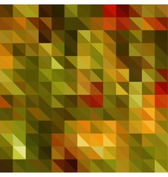 Colorful Seamless Triangle Abstract Background vector image vector image
