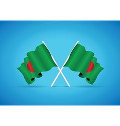Bangladesh flag vector