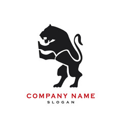 tiger design vector image