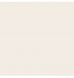 Big seamless gray pattern triangles on white vector image vector image