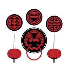 ChineseObjects preview vector