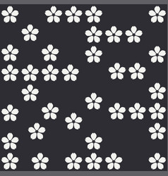Geometric national seamless japanese pattern vector