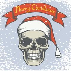 skeleton vector image