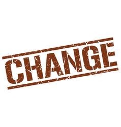 Change stamp vector