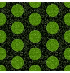 Seamless grungy dark pattern vector