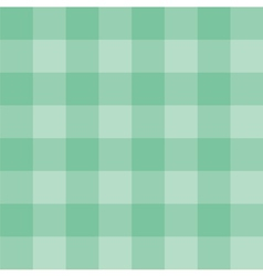 Tile green plaid background checkered pattern vector