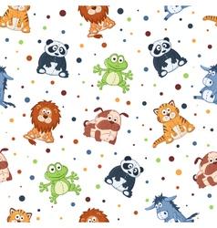 Cartoon pattern vector