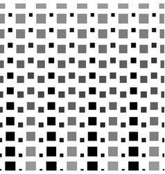 Pattern background with grayscale squares art vector
