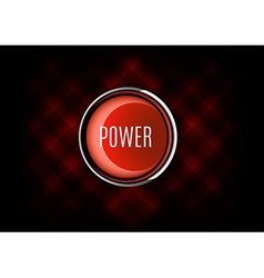 Power Button vector
