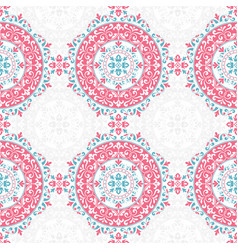 Seamless vintage pattern vector