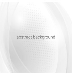 white abstract background for your design vector image