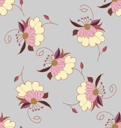 Cute pastel seamless pattern vector