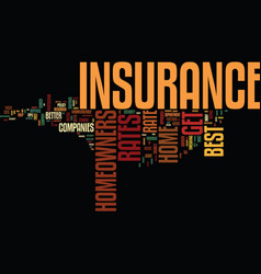 best homeowners insurance rates how can you get vector image