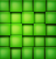 Green vector image