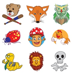 Cartoon for Kids vector image vector image