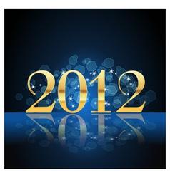 2012 vector image