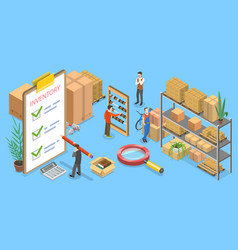3d isometric conceptual of vector