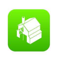 Smithy icon green vector