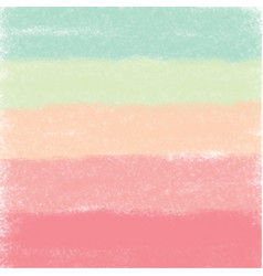 watercolor palette vector image