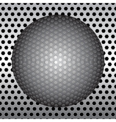 ball vector image