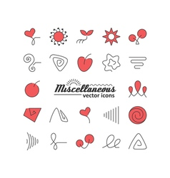 Miscellaneous vector
