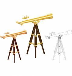 Telescope vector