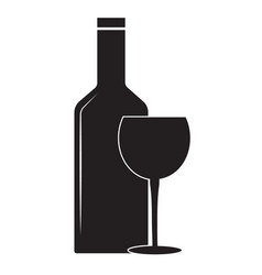 Wine-and-glass vector