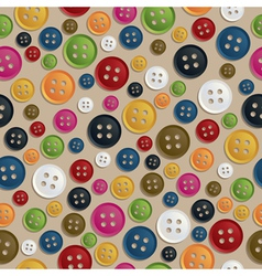 button pattern vector image