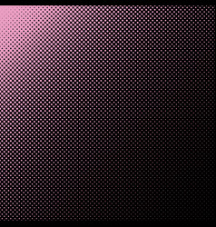 geometric dot pattern background - design from vector image