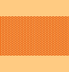 luxury metal orange metallic pattern flake vector image