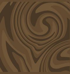 flat brown wood background dark wooden texture vector image vector image