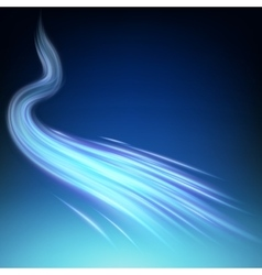 Dark blue abstract background EPS 10 vector image