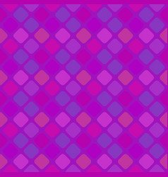 geometrical purple square pattern background vector image