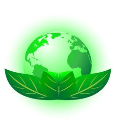 Environmental protection concept vector