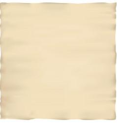old parchment paper texture vector image