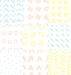 Rough Pattern vector image