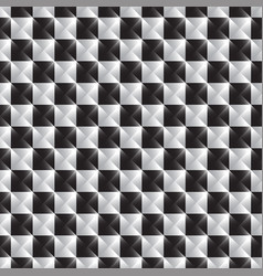Checkered abstract pattern geometric monochrome vector