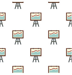 graphic pattern flat vector image