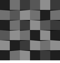 Black Graphic Background vector image vector image