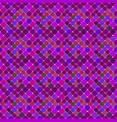 abstract purple seamless diagonal square pattern vector image