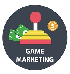 Game marketing and monetizing vector