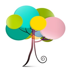 Tree - Abstract Tree vector image