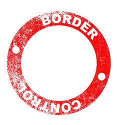 Border control vector