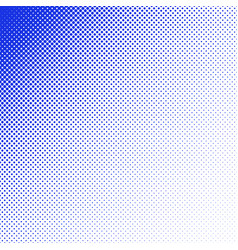 Geometric dot pattern background - design vector