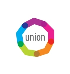 logo union vector image