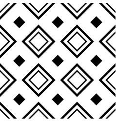 Square pattern seamlessly repeatable monochrome vector