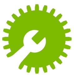Gear Tools Icon vector