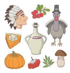 thanksgiving19-05 vector image