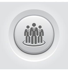 Business Leader Icon vector image vector image
