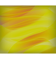 GOLD abstract waves vector image